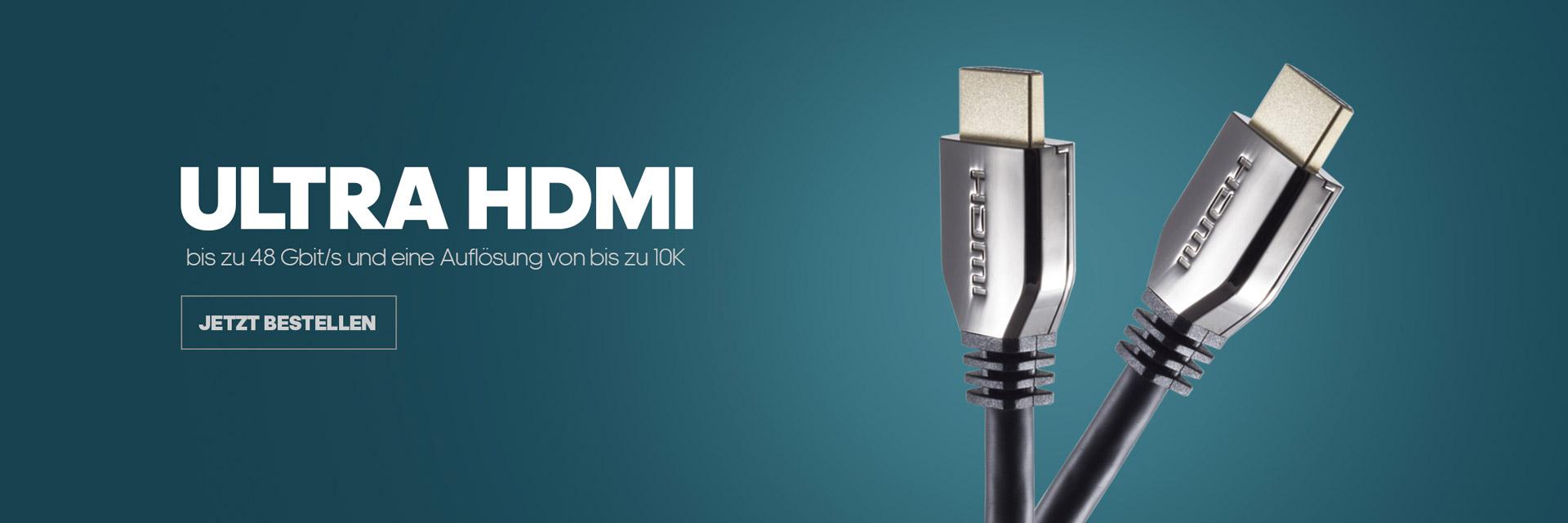 Kabelbude Ultra HDMI