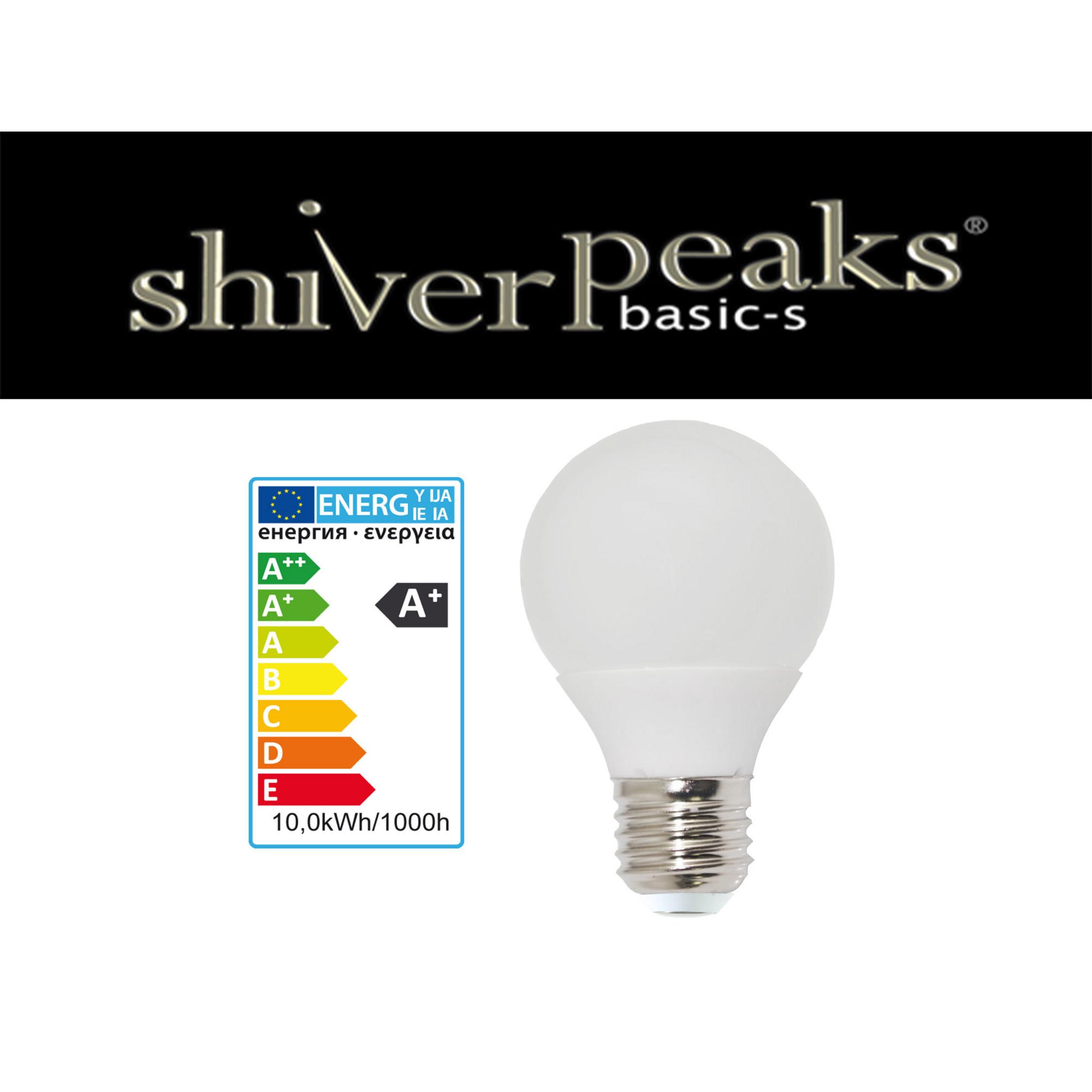 LED-Lampe - 10,5 Watt, A60 E27   kabelbude.eu