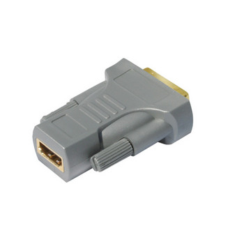 Home-Cinema Adapter, HDMI Buchse/ DVI-D St.