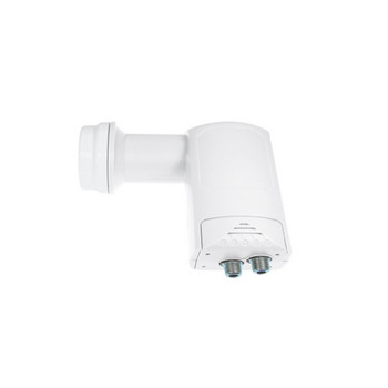 Universal Twin-LNB, 0,1 dB, no brand