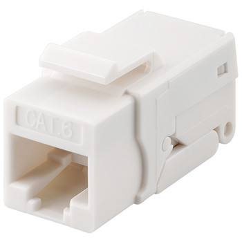 KeyStone Jack CAT 6<br/>RJ45, toolless, UTP, SNAP-I