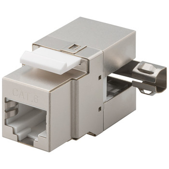 KeyStone Jack CAT 6--RJ45, LSA, STP, SNAP-IN